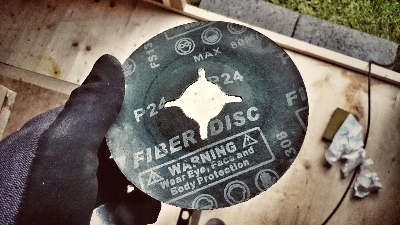 fiber disc p24