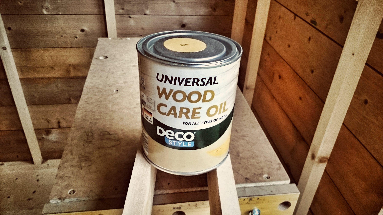 wood oil aldi