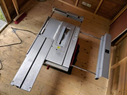 bosch pts 10 table saw