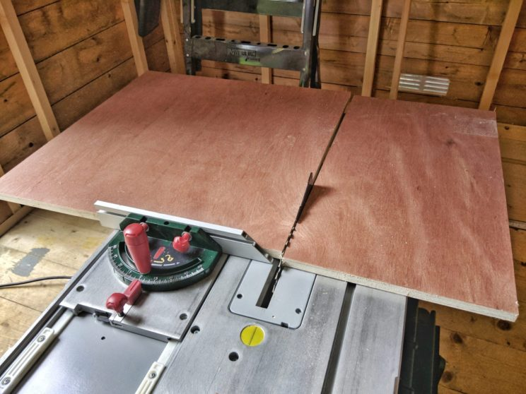 Large bits router table top – Roland Rolson