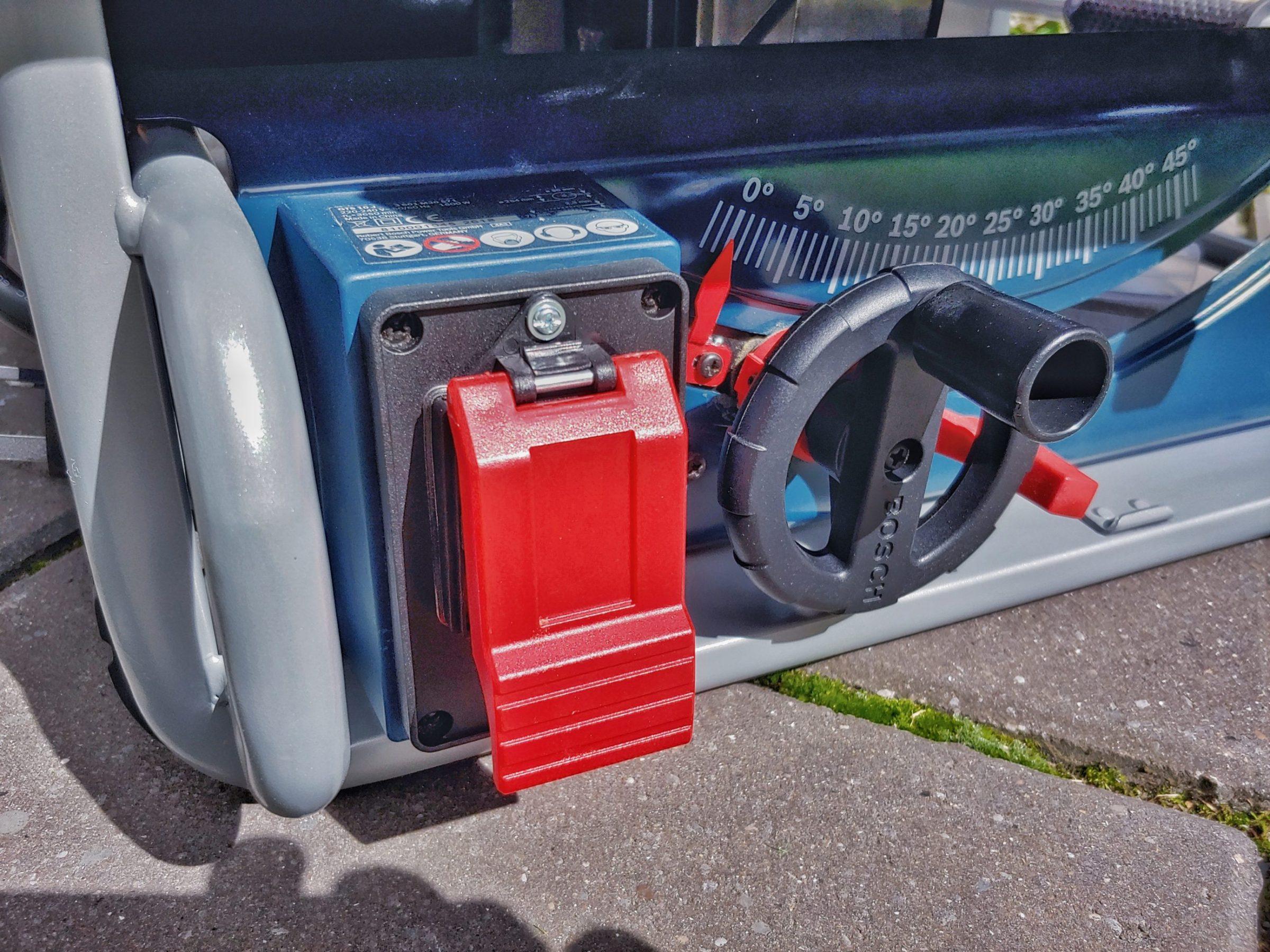 Bosch GTS 10J Professional