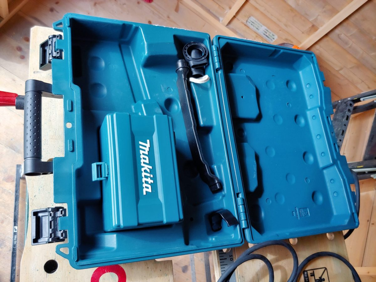 Makita TM3000CX4 Oscillating Multi-Tool